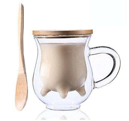 8oz glass pitcher - 9