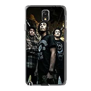 KennethKaczmarek Samsung Galaxy Note3 Shockproof Cell-phone Hard Cover Customized High-definition Fall Out Boy Band FOB Pictures [wpB629cWlc]