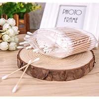 Estes.el Bastoncillos de algodón con bastoncillos de madera