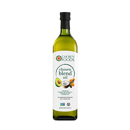 Oil Hair Olive Mayonnaise (Chosen Foods Organic Chosen Blend Oil 1 L)