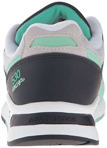 green black New Basse Sneaker Donna W530pik Grey Balance 0rq0Y