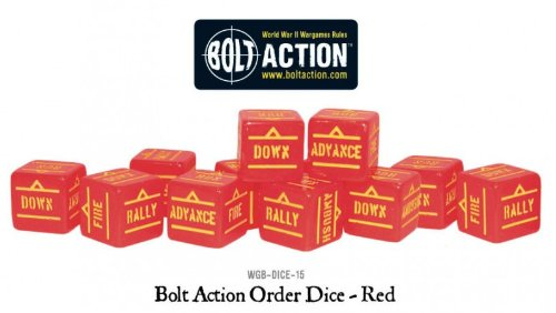 Action Dice - 7