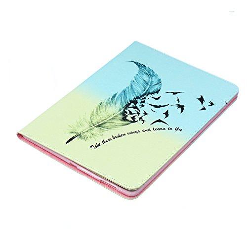 MACOOL PU cuero caja de la carpeta cubierta de la caja de la bolsa en el libro de estilo de silicona de nuevo caso de la pintura del color del teléfono móvil concha protectora Patrón Caja Cubierta de  07 A