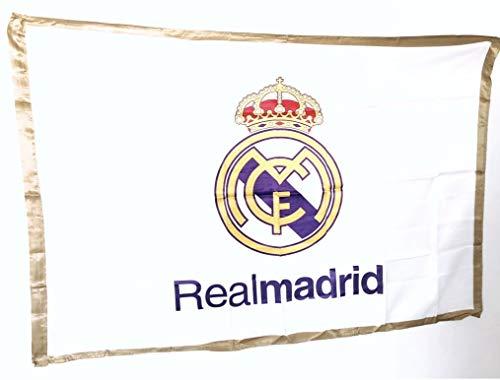 (Real Madrid Flag)