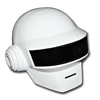 LuciferD7 Custom Wearable Halloween Costume Cosplay Mask Movie Prop DJ Music Gift Daft Punk Helmet + Glove Thomas MA176