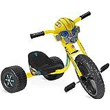 Triciclo Velotrol Transformers Bandeirante Amarelo