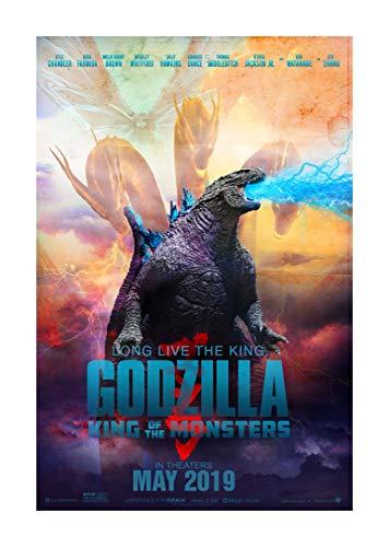 Godzilla (2019, King of The Monsters) Advance One Sheet - Size 24