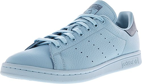 adidas Originals Men's Stan Smith Running Shoe, ICE Tactile Blue, 10 Medium US
