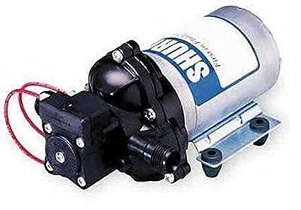 Shurflo Water Pump >> Shurflo 2088 554 144 Fresh Water Pump 12 Volts 3 5 Gallons Per Minute 45 Psi