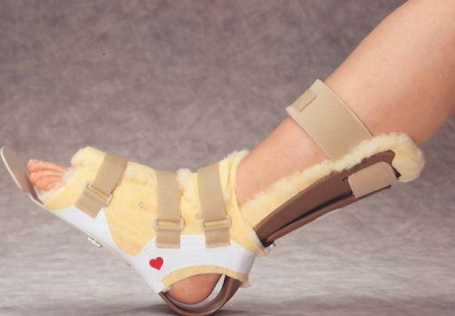 Multi Podus Orthosis, Toddler