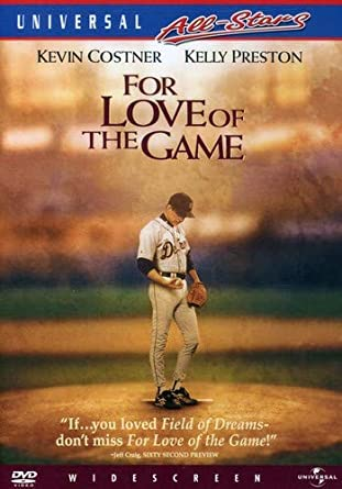 db16e14f62320 For Love of the Game DVD 2000 Region 1 US Import NTSC  Amazon.co.uk ...