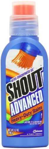 Stain Removers: Shout Advanced