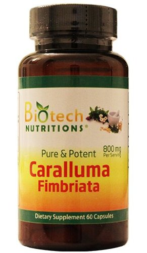 Amazon.com: BioTech nutritions Caralluma Fimbriata ...