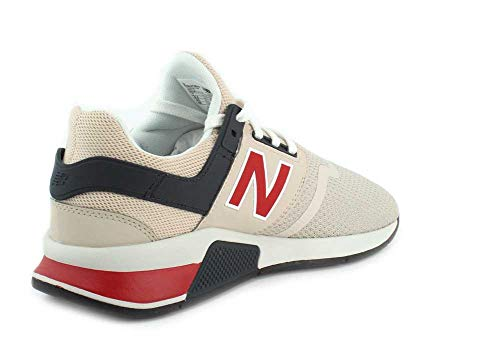 Mens New Beige Balance Ms247nv1 Schoenen 6Z7qC