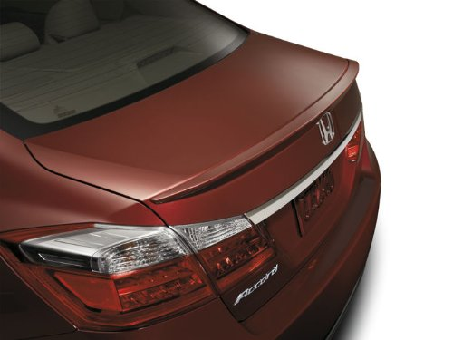 Honda Accord Factory Style Lip Spoiler Painted in the Factory Paint Code of Your Choice 535 (Oem Style Spoiler)