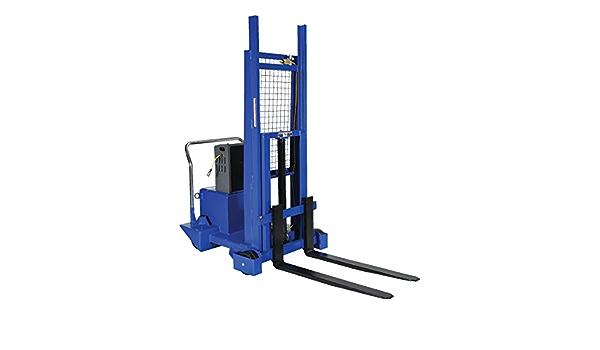 Vestil CB-PMPS-10-60-AC Ac Pallet Master//Server 1000 Lb Capacity 83.5 Inch