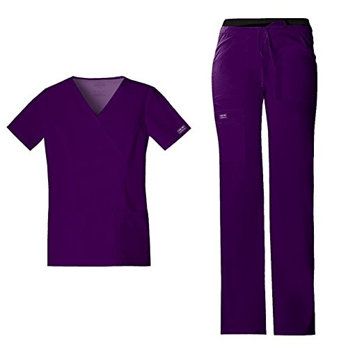 Cherokee Workwear Womens V Neck 24001