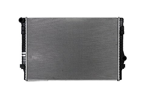 Radiator - Cooling Direct For/Fit 13529 15-17 Audi A3/A3 Quattro/Cabriolet/S3/TT Convertible 1.8/2.0L 15-15 Volkswagen VW Golf/Golf-R/GTI 1.8L - Volkswagen Cabriolet Convertible