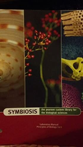 symbiosis the pearson custom library for the biological sciences rh amazon com Pearson Dental Supply Pearson Testing