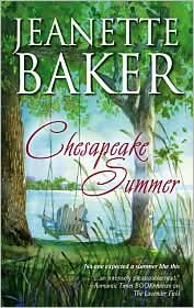 book cover of Chesapeake Summer