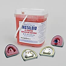 INSTALOID Concentrated DUP Material 96 Fluid Ounces / 2.8 LITERS (Makes 2.2 GALLONS)(8.3 LITERS)