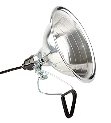 """ATE Pro. USA 97900 Clamp Light with 8.5"""" Reflector"""