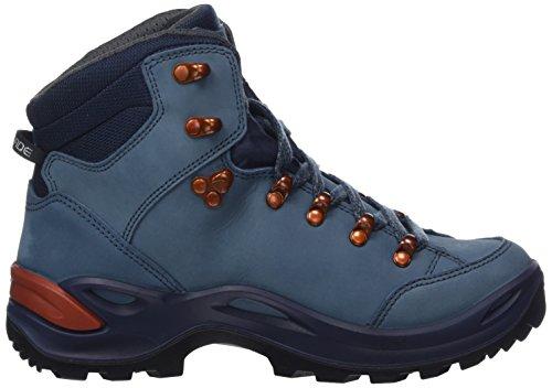 Alti 6131 da Mid Stivali Turchese Kupfer Eisblau Donna Lowa Renegade WS 20 Escursionismo GTX qE8SwO