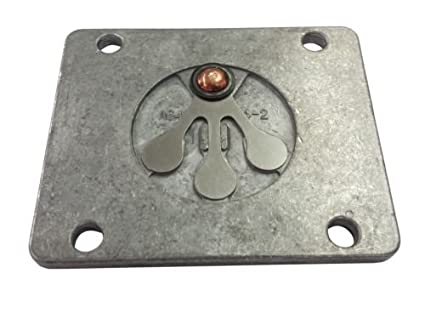 fyl Compresor De Aire Válvula placa para Husky A640100 Válvulas