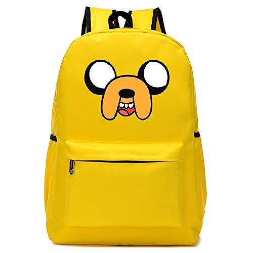 Amazon.com: Mokago Adventure Time BMO - Mochila de lona para ...