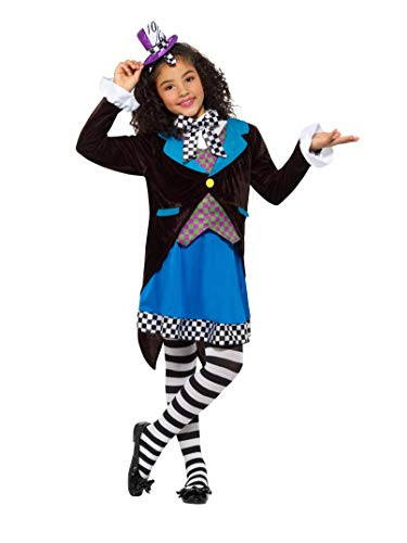 Little Miss Hatter Costume, with