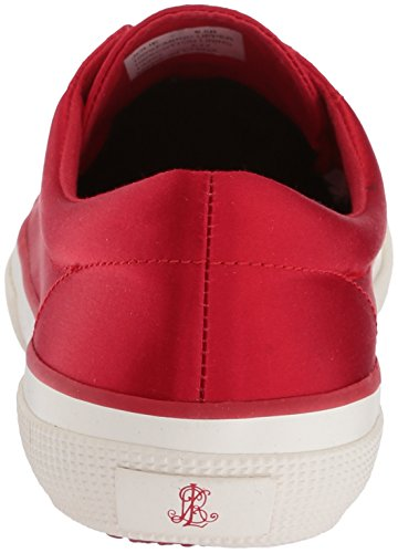 discount fake newest sale online Lauren by Ralph Lauren Women's Jolie-Sk-VLC Sneaker Tomato Red 6C5CFe