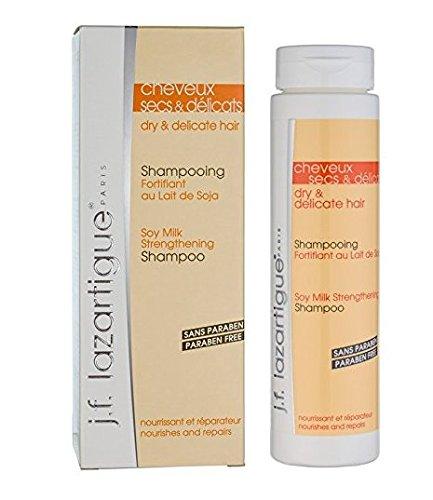 J.f. Lazartigue Soy Milk Strengthening Shampoo, 6.8 Ounce