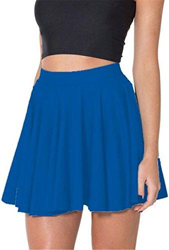 marine bleu Jupe bleu Swallowuk m Bleu Femme qAYBxEwBgP