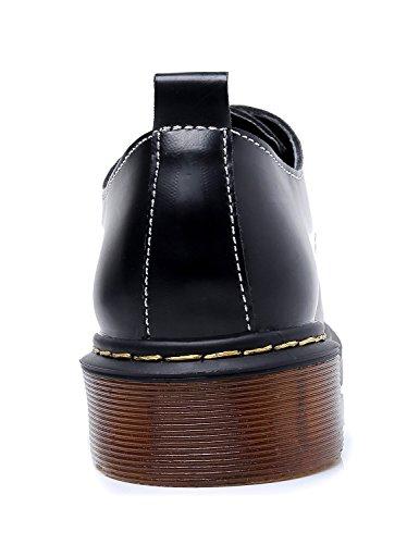 pour Mode Minotta Baskets Noir Femme xqpag4a8Hw