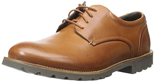 (Rockport Men's Sharp & Ready Colben New Tan Oxford 12 M (D)-12  M )