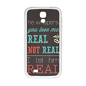 SKULL hunger games quotes Phone Case for Samsung Galaxy S 4