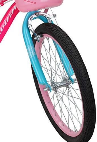 Schwinn Elm Girl's Bike with SmartStart, 18'' Wheels, Pink by Schwinn (Image #3)