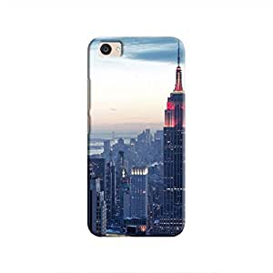 Cover It Up - New York Skyline V5 Plus Hard Case