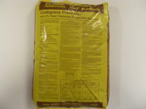 Team 2G Crabgrass Preventer Pre-Emergent Granules Herbicide-40lbs