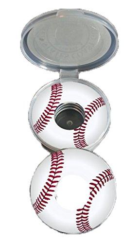 Inkin It Up Baseball Pitching Washers W/Case