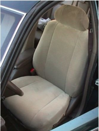 Durafit Seat Covers CM8 Beige 2007 2011 Toyota Camry CE And LE Exact Fit