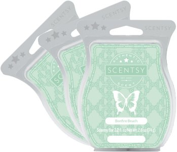 Scentsy Bonfire Wickless Wax Bar