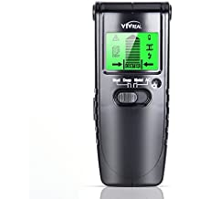 Stud Finder Wall Scanner - 3 in 1 Electric Multi Function Wall Detector Finders with Digital LCD Display, Center Finding Stud Sensor & Sound Warning for Studs/Wood/Metal/Live AC Wires Detection