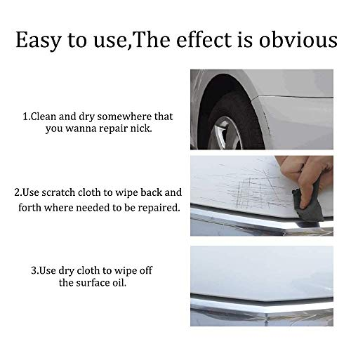 Multipurpose Scratch Remover Cloth for Vigny Car Scratch Remover Cloth