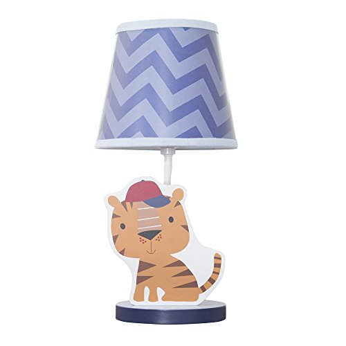 Bedtime Originals Baby League Lamp with Shade and Bulb by Bedtime Originals