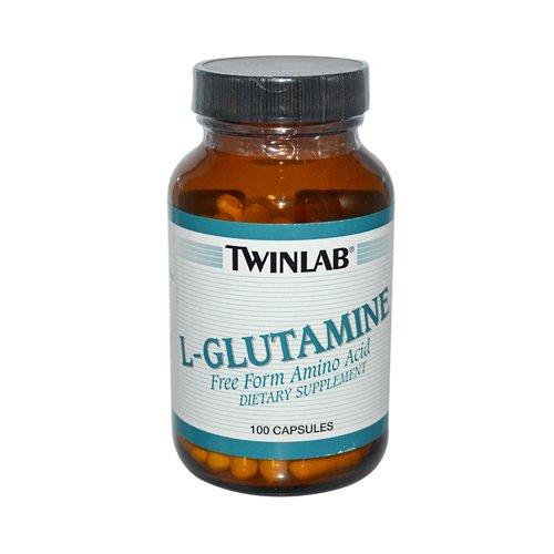 Twinlab L Glutamine 500mg