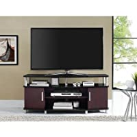Carson TV Stand, for TVs up to 50, Multiple Finishes