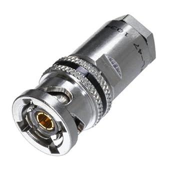 RF Connectors / Coaxial Connectors TRB Strt Plug for M17/176-00002 Cable