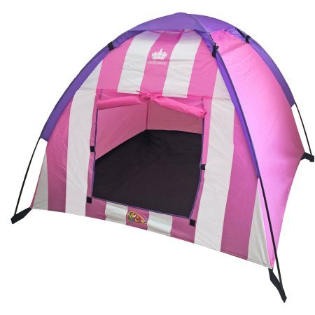 Princess Dome Tent | Kids Tent with Fiber Glass Pole