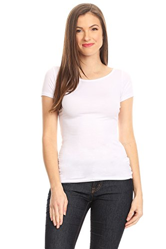 Simlu Womens Plain Sleeve Casual product image